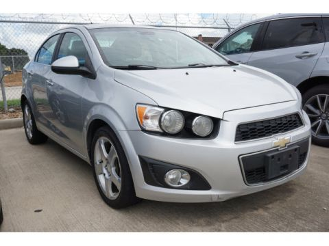 Pre-Owned 2013 Chevrolet Sonic LTZ FWD LTZ Auto 4dr Sedan