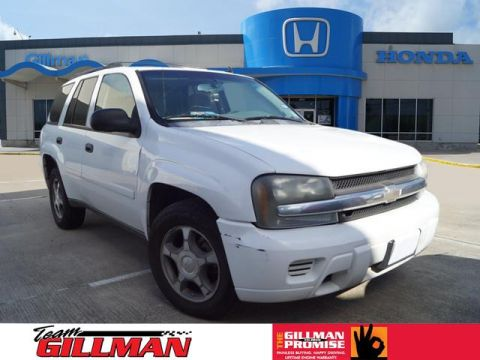 Pre-Owned 2007 Chevrolet TrailBlazer LS 4WD