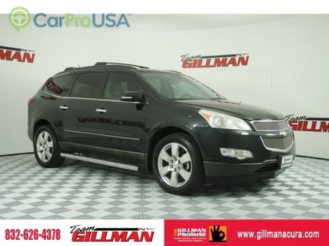 Pre-Owned 2009 Chevrolet Traverse LTZ LEATHER INTERIOR BOSE AUDIO PANO ROOF Front Wheel Drive SUV
