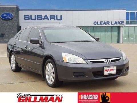 Pre-Owned 2007 Honda Accord EX-L SUPER CLEAN SUNROOF