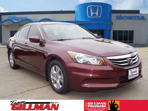 Pre-Owned 2012 Honda Accord LX-P FWD LX-P 4dr Sedan