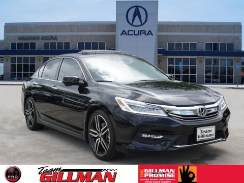 Pre-Owned 2017 Honda Accord TRG V6