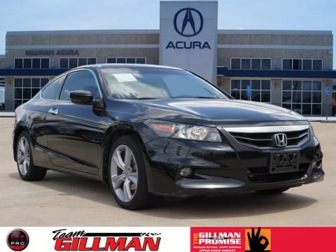 Pre-Owned 2012 Honda Accord EX-L V6