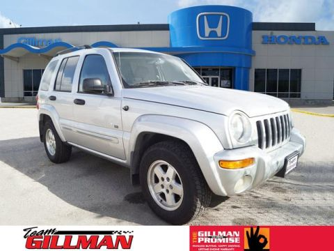 Pre-Owned 2003 Jeep Liberty Limited RWD Limited 4dr SUV