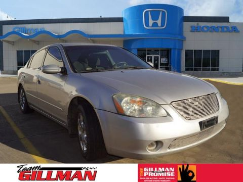 Pre-Owned 2003 Nissan Altima 2.5 FWD 2.5 4dr Sedan