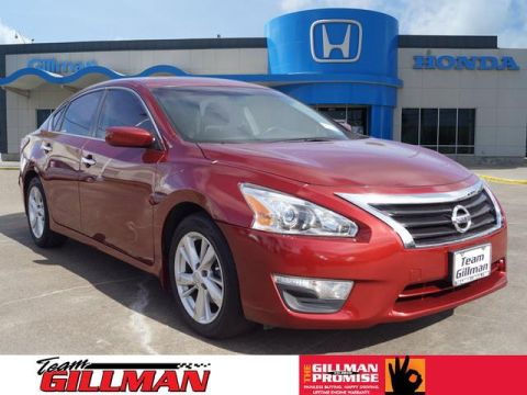 Pre-Owned 2013 Nissan Altima 2.5 SV FWD 2.5 SV 4dr Sedan