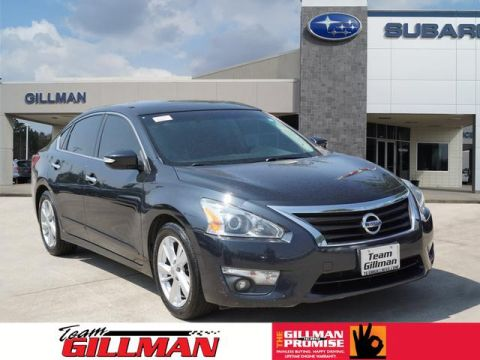 Pre-Owned 2013 Nissan Altima 2.5 FWD 2.5 SL 4dr Sedan