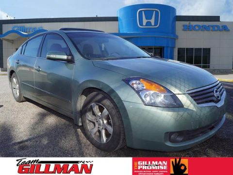 Pre-Owned 2007 Nissan Altima 3.5 SL FWD 3.5 SL 4dr Sedan