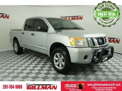 Pre-Owned 2012 Nissan Titan SV