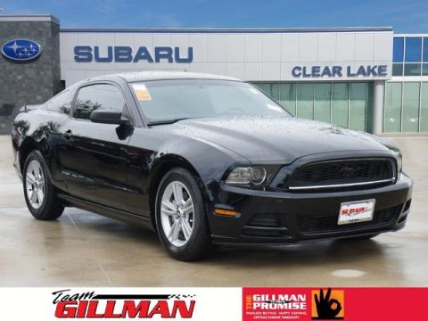 Pre-Owned 2014 Ford Mustang V6