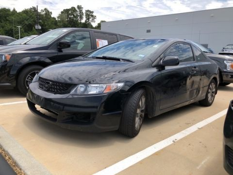 Pre-Owned 2009 Honda Civic Cpe EX-L
