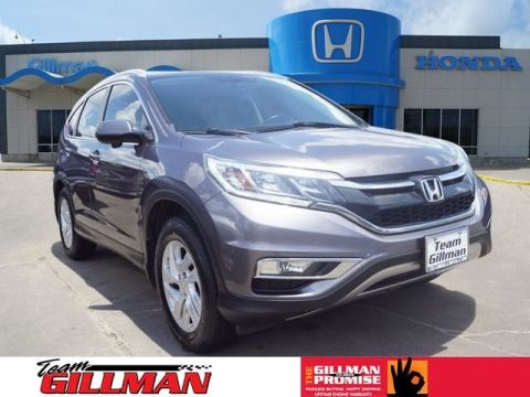 Pre-Owned 2015 Honda CR-V EX-L LEATHER SUNROOF