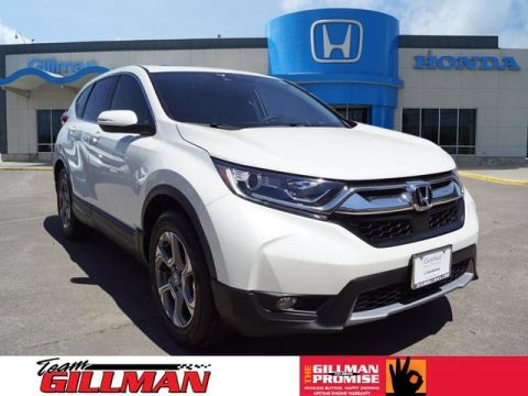 Certified Pre-Owned 2018 Honda CR-V EX-L SUNROOF LEATHER INTERIOR