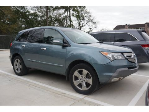 Pre-Owned 2007 Acura MDX Sport Pkg