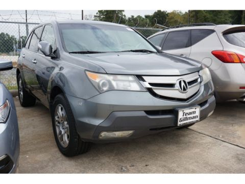 Pre-Owned 2008 Acura MDX TECH PTG AWD