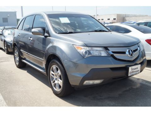 Pre-Owned 2009 Acura MDX TECH AWD