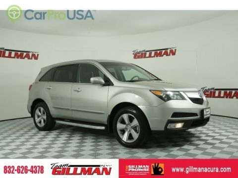 Pre-Owned 2010 Acura MDX LEATHER INTERIOR SUNROOF AWD