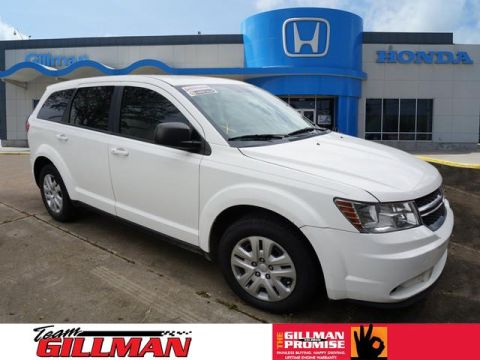 Pre-Owned 2014 Dodge Journey SE FWD SE 4dr SUV