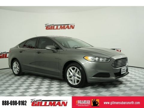 Pre-Owned 2013 Ford Fusion SE ALLOY WHEELS Front Wheel Drive Sedan