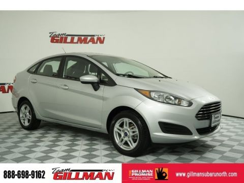 Pre-Owned 2017 Ford Fiesta SE ALLOY WHEELS