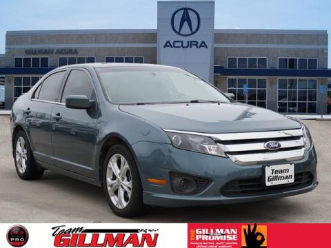 Pre-Owned 2012 Ford Fusion SE FWD FWD SE 4dr Sedan