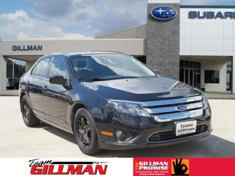 Pre-Owned 2011 Ford Fusion SE FWD SE 4dr Sedan