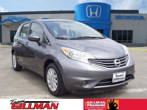 Pre-Owned 2016 Nissan Versa Note S Plus AUTO