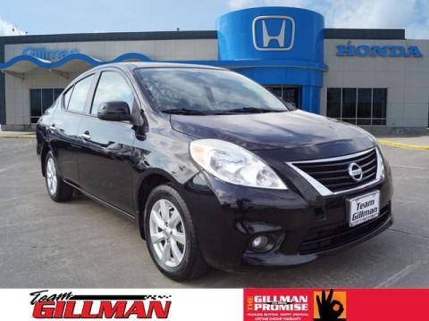 Pre-Owned 2013 Nissan Versa S Plus NAVIGATION SYSTEM