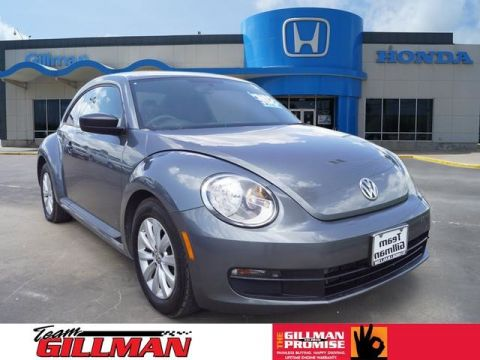 Pre-Owned 2014 Volkswagen Beetle Coupe 2.5L Entry ALLOY WHEELS