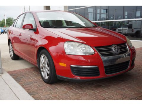 Pre-Owned 2008 Volkswagen Jetta 2.5 S 4dr Sedan 6A