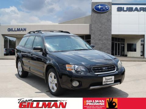 Pre-Owned 2005 Subaru Outback GT LIMITED AWD