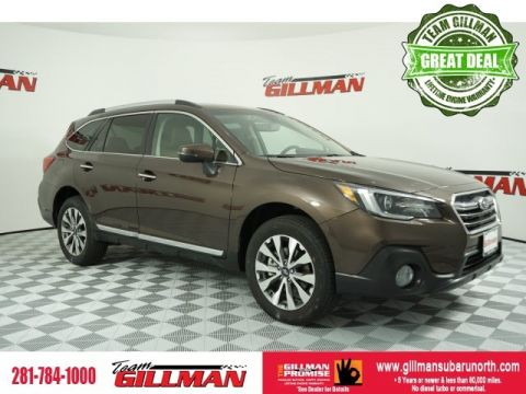 New 2019 Subaru Outback 2.5i Touring