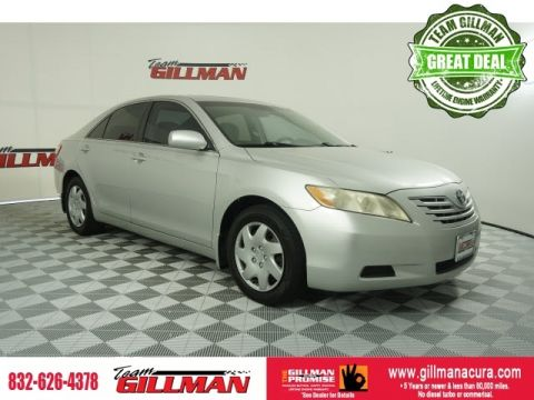 Pre-Owned 2009 Toyota Camry LE FWD 4D Sedan