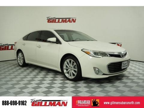 Pre-Owned 2013 Toyota Avalon XLE LEATHER INTERIOR NAVIGATION SYSTEM SUNROOF Front Wheel Drive Sedan
