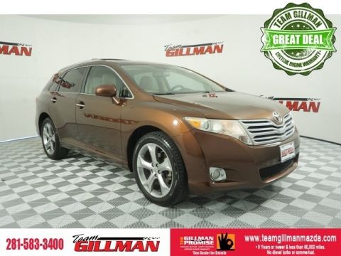 Pre-Owned 2011 Toyota Venza Base NAVIGATION LEATHER