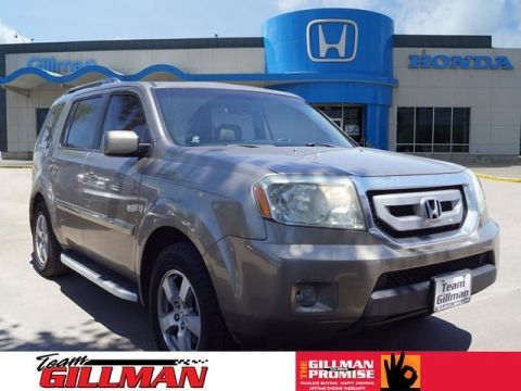 Pre-Owned 2009 Honda Pilot EX-L LEATHER INTERIOR SUNROOF Front Wheel Drive SUV