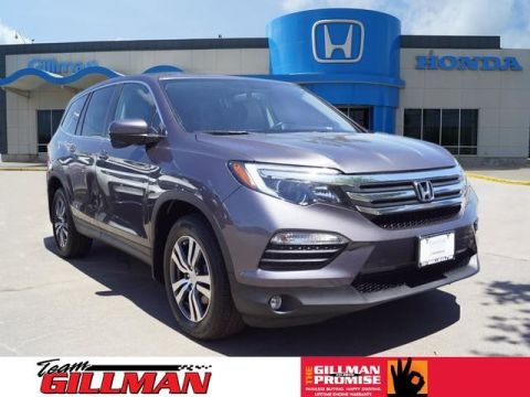 Certified Pre-Owned 2017 Honda Pilot EX-L LEATHER INTERIOR SUNROOF CERTIFIED PRE-OWNED