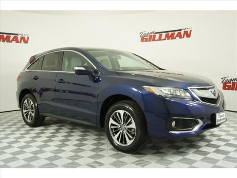 Certified Pre-Owned 2017 Acura RDX w/Advance Pkg LEATHER SUNROOF CERTIFIED PRE-OWNED