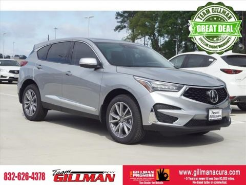 New 2019 Acura RDX FWD TECH