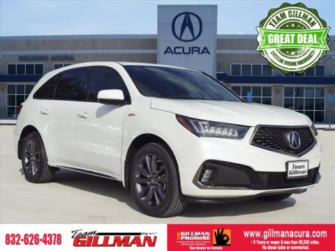 New 2019 Acura MDX SH-AWD w/Tech w/A-SPEC