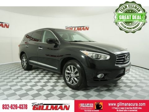 Pre-Owned 2013 INFINITI JX35 navigation FWD 4D Sport Utility