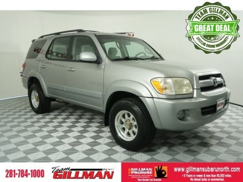 Pre-Owned 2006 Toyota Sequoia SR5 4WD
