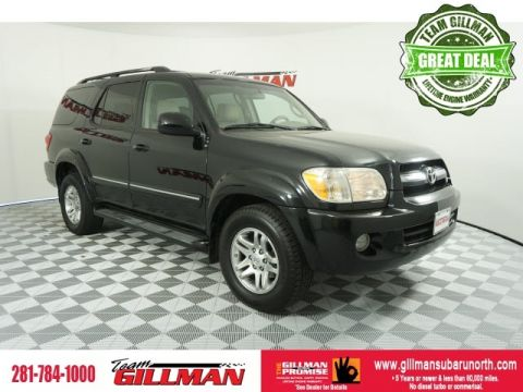 Pre-Owned 2006 Toyota Sequoia SR5 RWD 4D Sport Utility