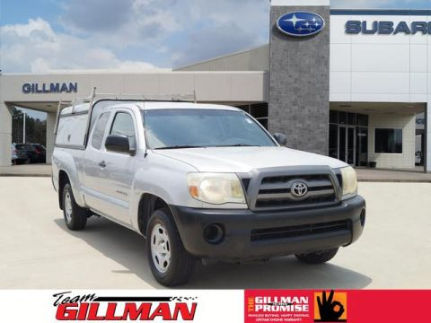 Pre-Owned 2010 Toyota Tacoma Base 2WD 4x2 Base 4dr Access Cab 6.1 ft SB 4A