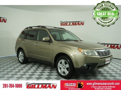 Pre-Owned 2009 Subaru Forester 2.5X AWD