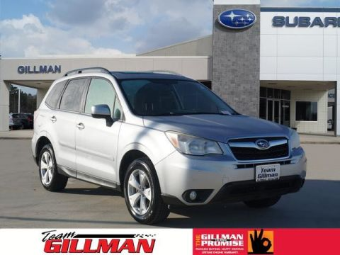 Pre-Owned 2014 Subaru Forester 2.5i Limited X-MODE SUNROOF