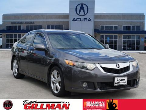 Pre-Owned 2010 Acura TSX Base FWD 4dr Sedan 5A