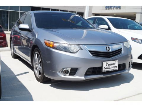 Pre-Owned 2012 Acura TSX TECH FWD 4dr Sedan w/Technology Package