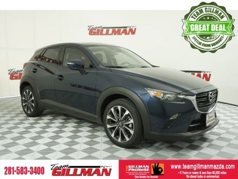 New 2019 Mazda CX-3 TOUR AWD