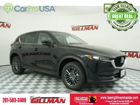 New 2019 Mazda CX-5 TOUR FWD